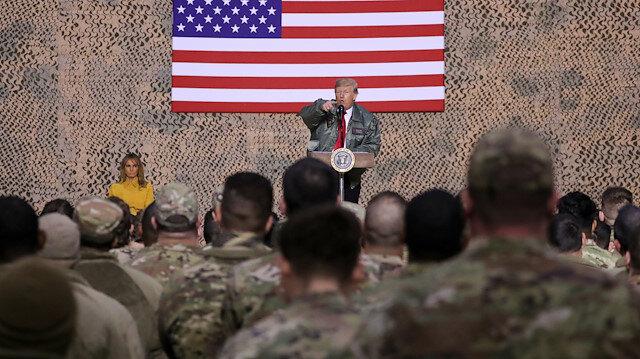 Suriye'den çekilme kararının ardından ABD'nin Irak'taki askeri varlığı