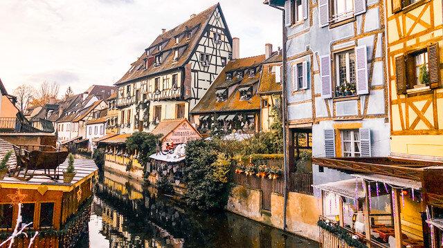 Büyülü bir masal diyarı: Strazburg