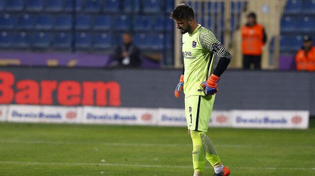 Trabzonspor'da Onur Kıvrak dönemi sona erdi