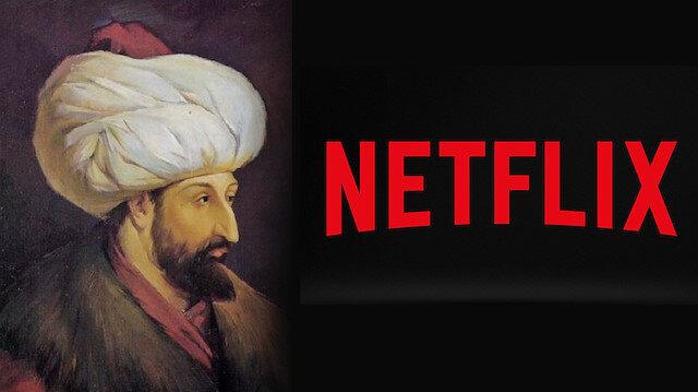 Fatih'in hayatını anlatacak Netflix dizisinin detayları belli oldu