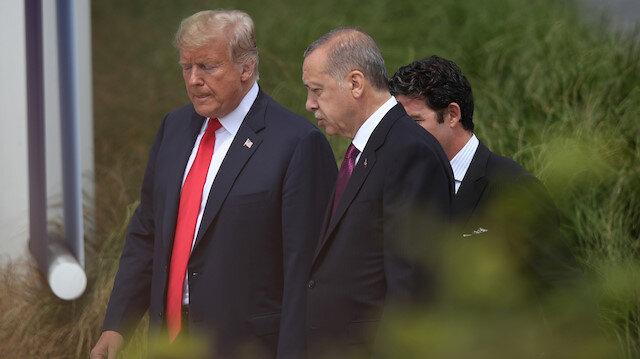 Cumhurbaşkanı Erdoğan ve Trump telefonda Suriye'yi görüştü