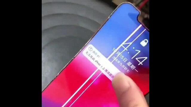 Katlanabilir ekranlı iPhone sızdırıldı