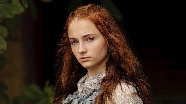 Game of Thrones'un Sansa'sı: Dizi boyunca saçlarımı yıkamadım