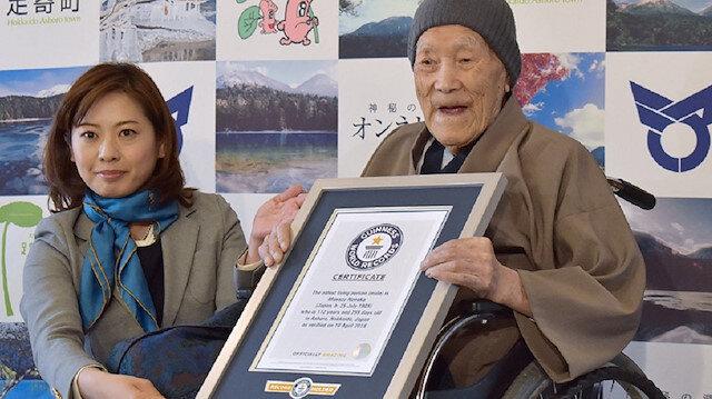Dünyanın en yaşlı erkeği 113 yaşında yaşamını yitirdi