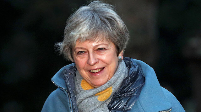 May, Hayırlı Cuma Anlaşması'nda değişikliğe gidecek iddiası
