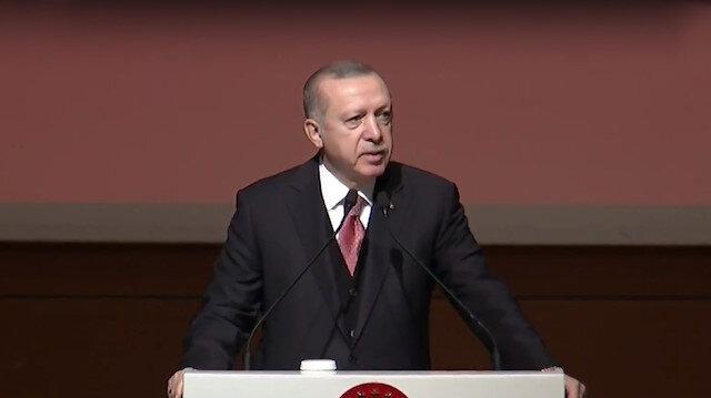 Cumhurbaşkanı Erdoğan: Darbelere karşıyız