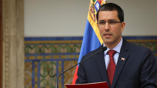 Venezuela'dan 8 gün mühlet veren AB'ye yanıt