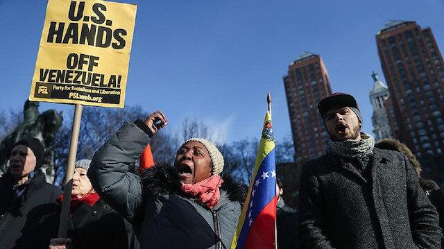 New York Maduro için ayakta