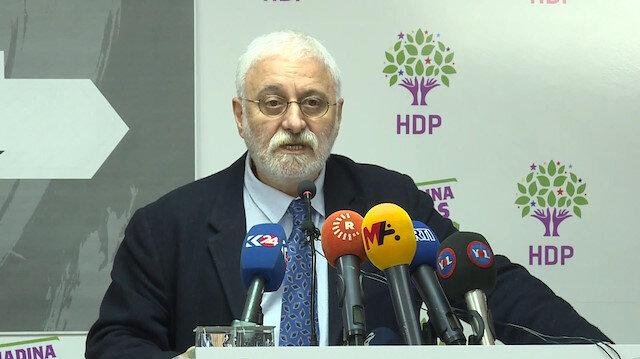 HDP Sözcüsü Oluç: İstanbul, İzmir ve Adana'da aday çıkarmayacağız