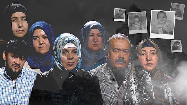 Doğu Türkistan'ın 'Dışarısı'
