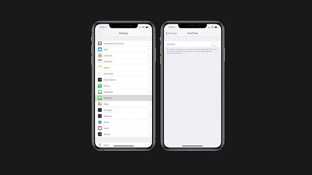 iPhone, iPad ve Mac'lerde FaceTime nasıl kapatılır?