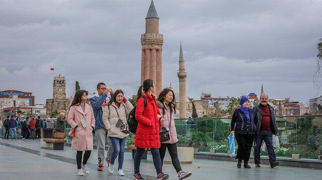 Turizmde rekorun yılı: 2018