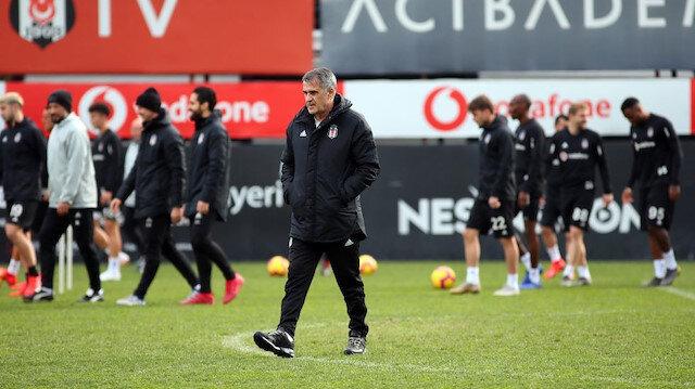 Beşiktaş'ın Antalya maçı kadrosu açıklandı