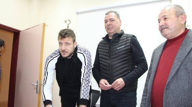 Batuhan Karadeniz'in yeni takımı