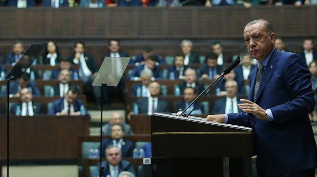 Erdoğan'dan Suriye açıklaması: Kendi göbeğimizi keseriz