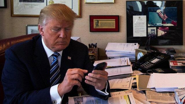 Beyaz Saray'daki bir görevli Trump'ın günlük programını sızdırdı