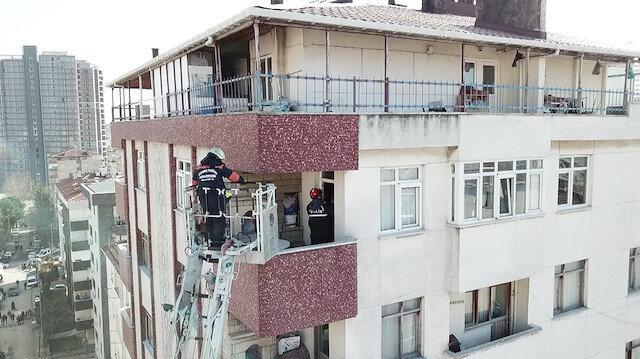 'Riskli 8 bina yıkılacak'