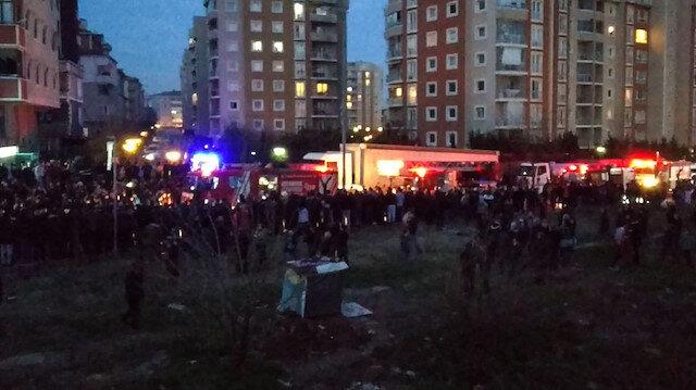 İstanbul Çekmeköy'de helikopter düştü: 4 askerimiz şehit oldu