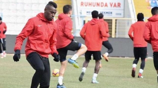 BB Erzurumspor-Sivasspor maçında duygusal anlar
