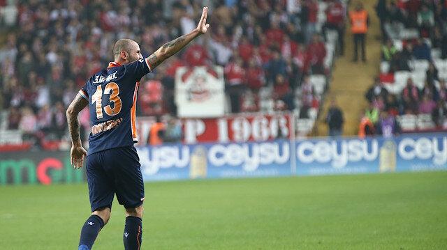 Başakşehir maçına 1 bilet satıldı