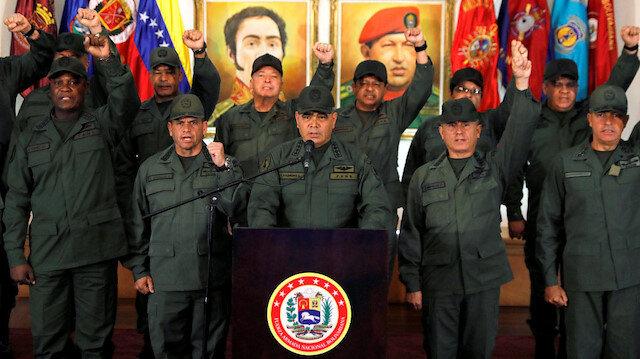 Venezuela'dan Trump'a cevap: Cesetlerimizi çiğnemeleri gerekecek