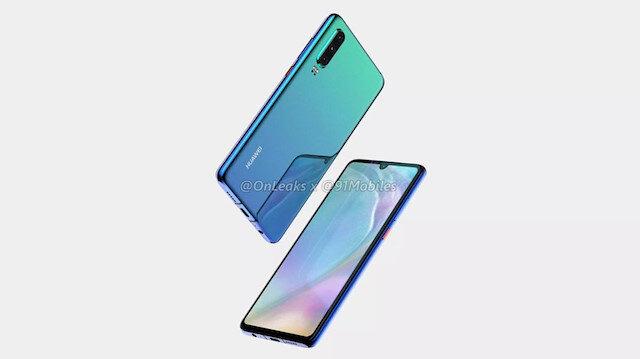 Huawei P30 ile çekilen ilk fotoğraf paylaşıldı