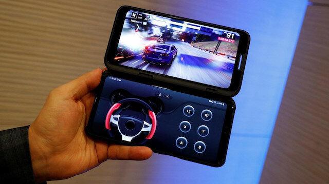 LG V50 ThinQ 5G MWC 2019'da tanıtıldı