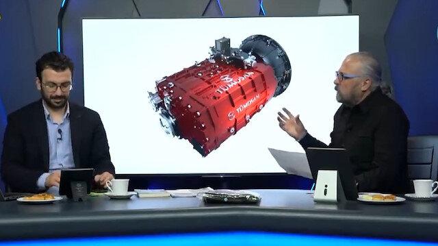 Mete Yarar: Yerli motorla ilgili çalışma yapan ilk şirket TÜMOSAN'dır