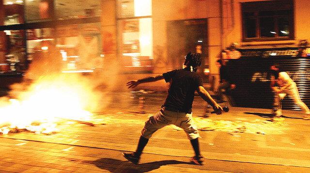 ABD Gezi'yi böyle yönetti