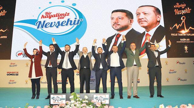 Nevşehir projelerle şaha kalkacak