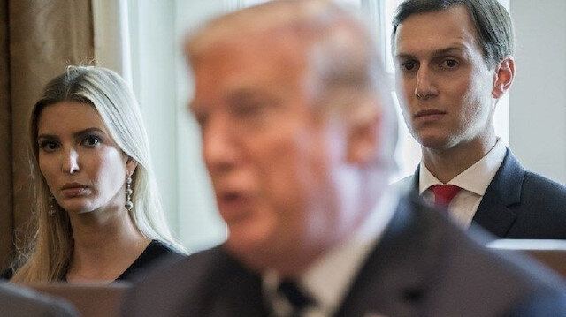 ABD bu iddiayı konuşuyor: 'Trump, kızını ve damadını Beyaz Saray'dan kovmak istedi'