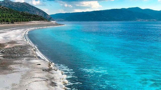 Salda Gölü koruma altına alındı