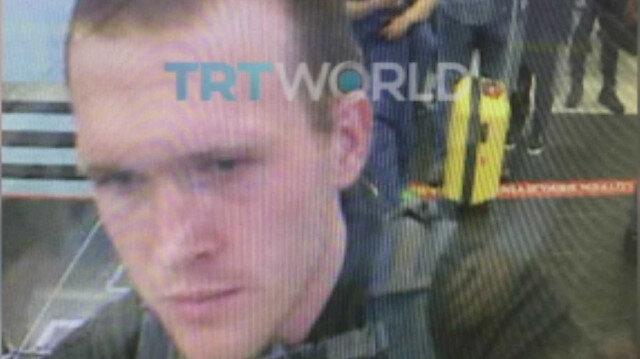 Yeni Zelanda katliamcısı 2016 yılında Türkiye'ye gelmiş