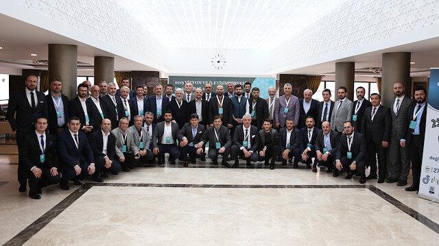 Albayrak Grubu, 2019 Vizyon ve İletişim Zirvesi'nde buluştu