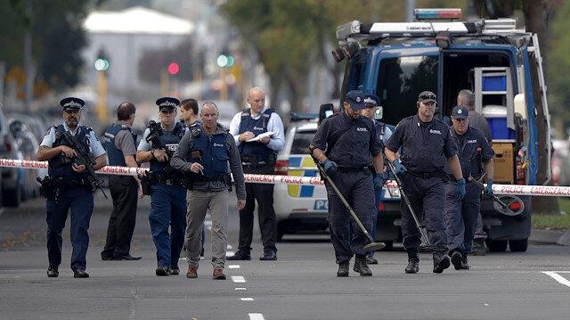 ABD basını cami saldırılarına terör diyemedi