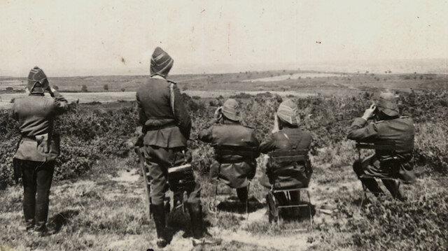 18 Mart 1915 saat 08.15