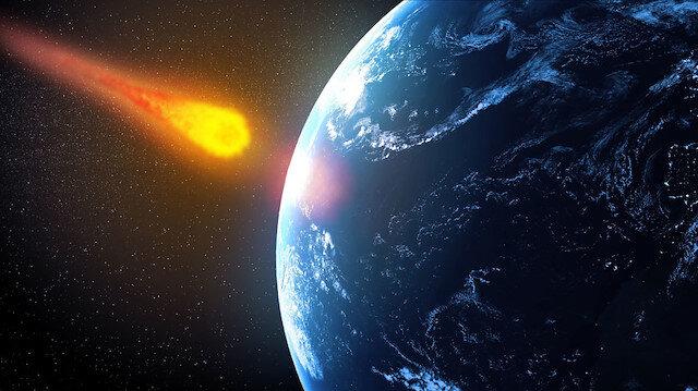 Dünya'ya çarpan 1500 tonluk meteor yeni fark edildi