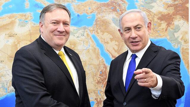 Trump, şimdi de Golan'daki işgali tanıyacak