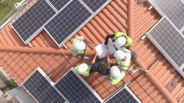 Çatıda enerji dönemi başlıyor