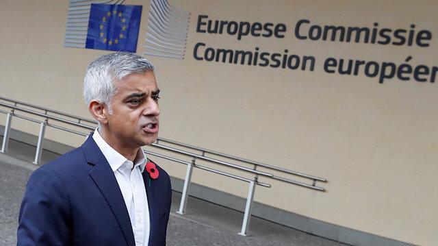 Londra Belediye Başkanı Khan: İslamofobi tanımı değişsin