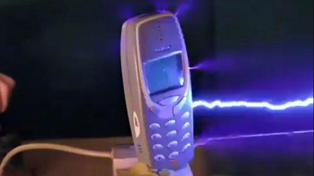 3310u yüksek voltaja maruz bıraktılar