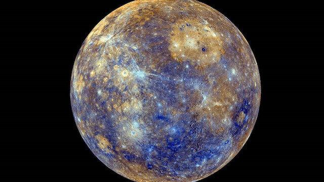 Merkür gezegeni Dünya ile çarpışabilir