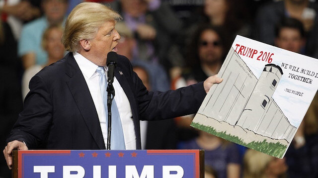 Trump'tan güney sınırını kapatma tehdidi