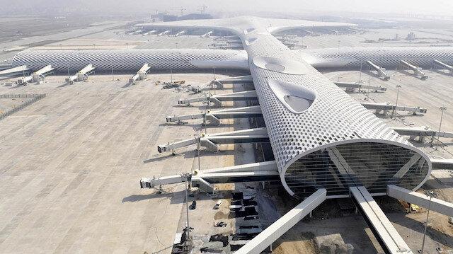 Ekşi: İstanbul Havalimanı'nda 405 bini geçtik