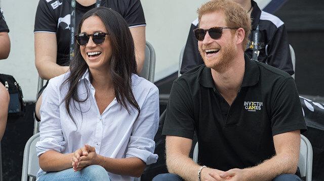 Kraliyet ailesinde ayrılığın ilk sinyali: Meghan ve Harry Instagram hesabı açtı