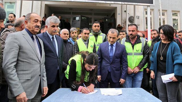 Tunceli Valisi Sonel'den belediye borcu açıklaması