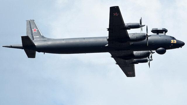 Rusya Japon Denizi üzerinde keşif uçuşu yaptı