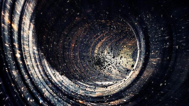 Kara delik fotoğrafı yayınlandı!