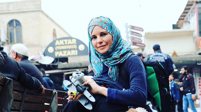 Rallici Burcu Çetinkaya: Başörtümü çıkarıyorum