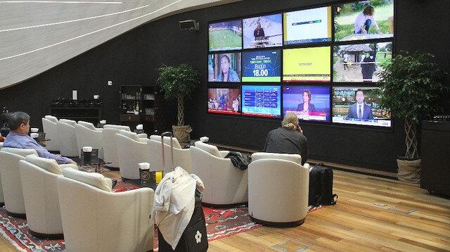 THY'den İstanbul Havalimanı'nda 5 yıldızlı otelleri aratmayan yolcu salonu